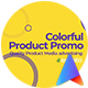 Colorful Product Promo - VideoHive Item for Sale