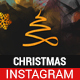 Christmas Instagram Story and Banner Templates - GraphicRiver Item for Sale