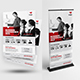 Conference Flyer with Rollup Bundle - GraphicRiver Item for Sale