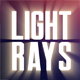Light Rays - VideoHive Item for Sale