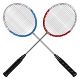 Badminton Rackets - GraphicRiver Item for Sale