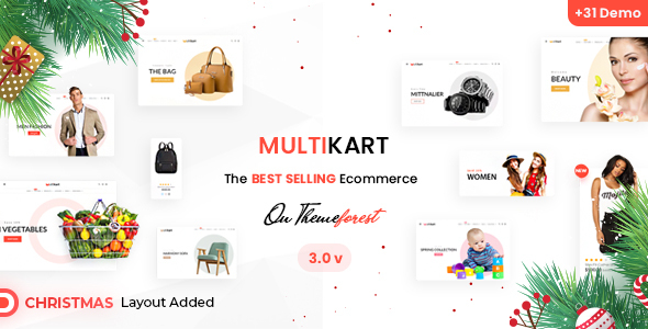 Download Multikart – eCommerce HTML + Admin Template Nulled