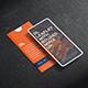 Leaflet DL with Rounded Corner mock-up - GraphicRiver Item for Sale