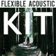 Acoustic Energetic Indie Folk Kit