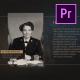 The History Presentation Premiere Pro - VideoHive Item for Sale