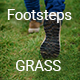 Footsteps Grass