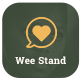 Weestand - Charity PSD Template - ThemeForest Item for Sale