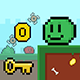 Slime - HTML5 retro hardcore game. Capx, mobile control, pixelart - CodeCanyon Item for Sale