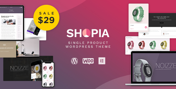 Review: Shopia - Single Product WooCommerce WordPress Theme free download Review: Shopia - Single Product WooCommerce WordPress Theme nulled Review: Shopia - Single Product WooCommerce WordPress Theme