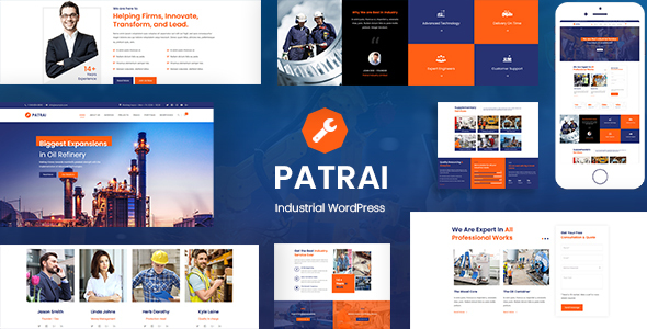 Patrai Industry Theme