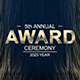 Awards Nomination Ceremony - VideoHive Item for Sale