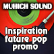 Inspiration Future Pop Promo - AudioJungle Item for Sale