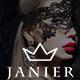 Janier - Jewelry & Accessories Responsive Shopify Theme - ThemeForest Item for Sale