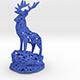 Deer(Adult Male) - 3DOcean Item for Sale