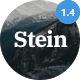 Stein ~ TailwindCSS WordPress Theme for Bloggers - ThemeForest Item for Sale
