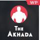 The Akhada Fitness Wordpress theme - ThemeForest Item for Sale