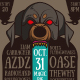 Halloween Indie Music Flyer - GraphicRiver Item for Sale