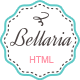 Bellaria - A Delicious Cakes and Bakery HTML Template - ThemeForest Item for Sale