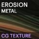 Erosion Metal - 3DOcean Item for Sale
