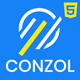 Conzol - Business Consultancy HTML Template - ThemeForest Item for Sale