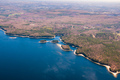 Wachusett Reservoir aerial - PhotoDune Item for Sale