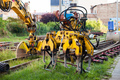 Railway construction equipment - PhotoDune Item for Sale
