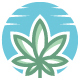 Heaven Weed Logo - GraphicRiver Item for Sale