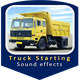 Truck Starting and Departing Sounds