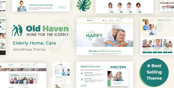Old Haven | Elderly Home, Senior Care