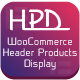 WooCommerce Header Products Display for Elementor - WordPress Plugin - CodeCanyon Item for Sale