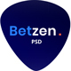 Betzen - Isometric Sports Betting PSD Template - ThemeForest Item for Sale