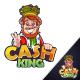 Cash King Mascot Cartoon - GraphicRiver Item for Sale