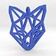 Fox Pendant - 3DOcean Item for Sale