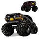 Offroad Truck Jump - GraphicRiver Item for Sale