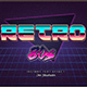 80s Retro Text Effects for Illustrator V2 - GraphicRiver Item for Sale