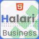 Halari – Agency Template - ThemeForest Item for Sale