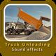 Truck Unloading Sounds