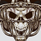 American Football Skull - GraphicRiver Item for Sale