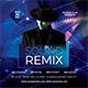 Sound Remix Flyer - GraphicRiver Item for Sale
