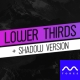 Lower Thirds Gradient Style - VideoHive Item for Sale