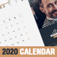 Business Calendar 2020 Template - InDesign - GraphicRiver Item for Sale