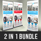 Corporate Business Roll-up Banner Bundle - GraphicRiver Item for Sale