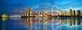 Singapore skyline panorama - PhotoDune Item for Sale