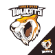 Wild Cat Tiger Head Mascot Logo - GraphicRiver Item for Sale