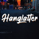 Hanglatter - GraphicRiver Item for Sale