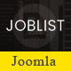 JobList - Responsive Job Board & Recruitment Joomla Template - ThemeForest Item for Sale