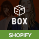 Box - The Clean, Minimal & Multipurpose Shopify Theme with Sections (10+ HomePages) - ThemeForest Item for Sale