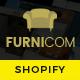 Furnicom - Responsive Drag & Drop Shopify Furniture Theme - ThemeForest Item for Sale