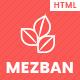 Mezban - Food Delivery, Food Blogger & Restaurant HTML Template - ThemeForest Item for Sale