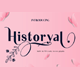 Historyal - GraphicRiver Item for Sale
